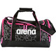 arena Spiky 2 Medium Sports Bag 32l black x-pivot-fuchsia